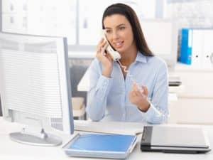 Using digital technology in customer service