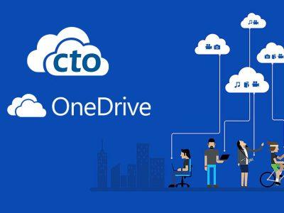 CTO Technology Webinar – Microsoft OneDrive – July 16