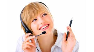 Smile on the phone - customers can hear it in your voice