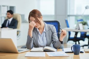 You need strategies to manage stress at work